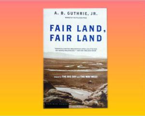 """""""Fair Land, Fair Land"""" by..."""