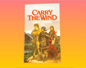 """Carry the Wind"" by Terry..."