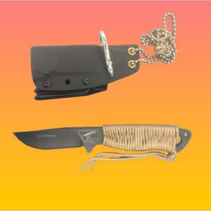 Ruana Americana Fisherman