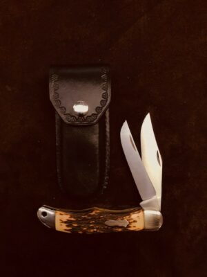 Uncle Henry 227UH Folding Bowie