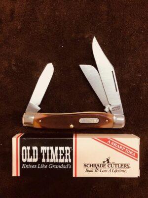Old Timer 8OT Senior Stockman