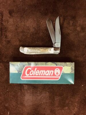 Coleman/Western Stag Trapper