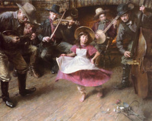 """The Dance"" by Morgan Weistling"
